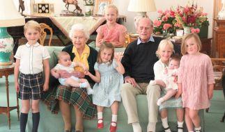 Prinz Philip wird von seinen Urenkeln schrecklich vermisst. (Foto)