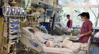 Eine vierte Corona-Welle könnte die Krankenhauseinlieferungen steigen lassen. (Foto)