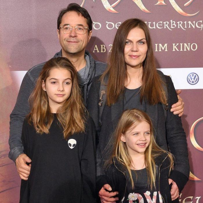 Ganz der Papa! Familie, Filme und Hobbys der Nachwuchs-Schauspielerin (Foto)