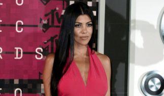 Kourtney Kardashian versetzte die Fans mit einer sexy Bilderreihe in Schnappatmung. (Foto)