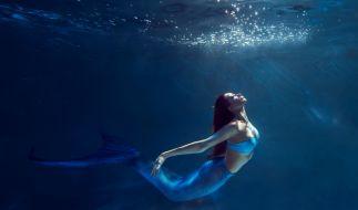Ein junger Mann fand an einem Strand angeblich das Skelett einer Meerjungfrau. Die Aufnahmen der Kreatur sorgen für Entsetzen (Foto)