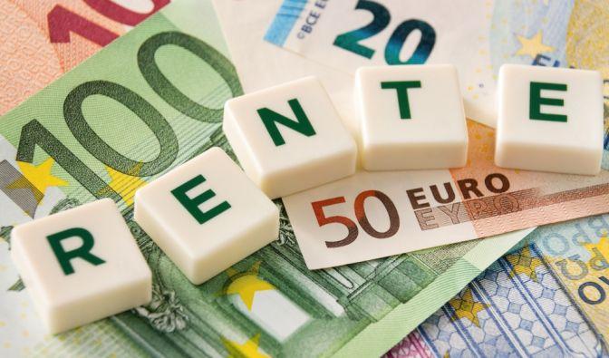 Rente in Deutschland