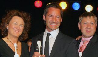 """TV-Koch Christian Henze gewinnt den""""starcooker Gourmet Award"""" 2009. (Foto)"""