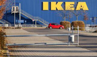 Möbel-Gigant Ikea informiert aktuell über einen Rückruf. (Foto)
