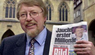 """Eckhard Freise war der erste Millionengewinner bei """"Wer wird Millionär"""". (Foto)"""