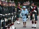 Queen Elizabeth II. machte auf Schloss Balmoral eine imposante Entdeckung. (Foto)