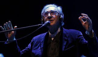 Franco Battiato wurde 76 Jahre alt. (Foto)