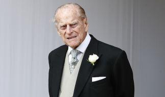 Prinz Philip hinterlässt mehrere Millionen. Doch was steht in seinem Testament? (Foto)