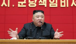 Kim Jong-un verbietet Skinny Jeans in Nordkorea. (Foto)