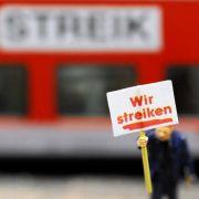Bundesweite Warnstreiks drohen! GDL-Streiks an Pfingsten sehr wahrscheinlich (Foto)