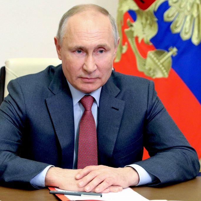 Neue Militärbasis! Kreml-Chefschürt Kriegsängste (Foto)