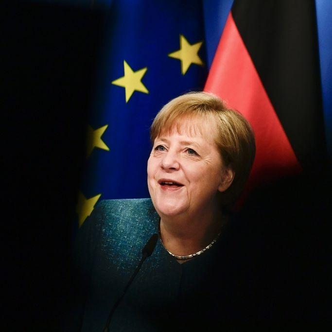 """""""Kinderhasserin"""" Merkel quält Kinder! DAS ist der angebliche Beweis (Foto)"""