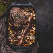 Mörder serviert Freunden Leichenteile zum Essen (Foto)