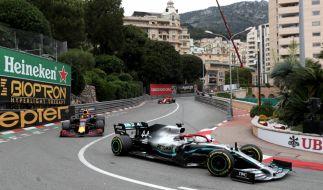 Die Formel 1 ist in Monaco zu Gast. (Foto)