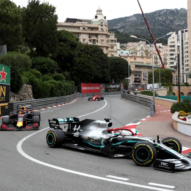 Verstappen gewinnt Rennen - Vettel landet auf Platz 5 (Foto)
