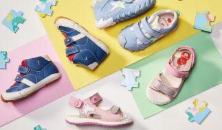 Der Schuhhersteller Deichmann ruft Kindersandalen zurück (Foto)