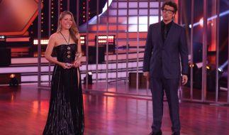 """Victoria Swarovski und Daniel Hartwich moderieren """"Let's Dance"""". (Foto)"""