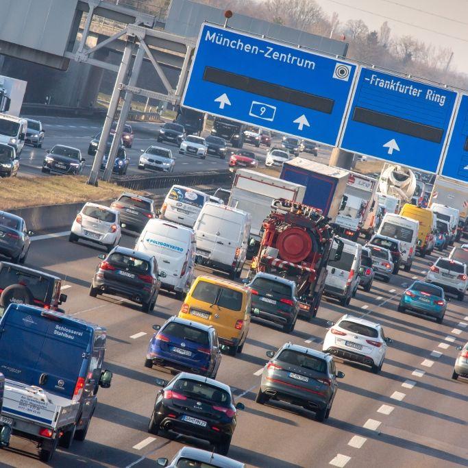 Volle Autobahnen? HIER könnte es sich heute stauen (Foto)