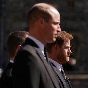 """""""Hat sie das Leben gekostet!"""" Harry und William attackieren die BBC (Foto)"""
