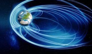 Der Klimawandel beeinflusst auch das Magnetfeld der Erde. (Foto)
