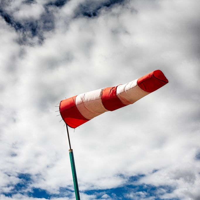 Achtung! Ab DIESER Windstärke besteht Lebensgefahr (Foto)