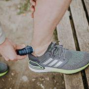 Der Summersaver Sport soll auch wunde Hautpartien an den Füßen beim Sport verhindern.