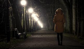 Eine Frau wurde in einem Park in London vergewaltigt. (Foto)