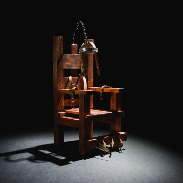 Kopf geht bei Hinrichtung in Flammen auf (Foto)
