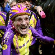 Französischer Radsportler stirbt mit 109 Jahren (Foto)