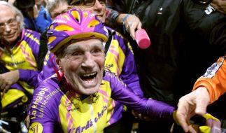 Robert Marchand ist im Alter von 109 Jahren verstorben (Foto)