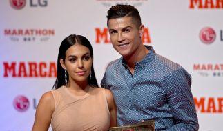 Im sexy Bikini heizte Cristiano Ronaldos Freundin Georgina Rodríguez ihren Fans ein. (Foto)