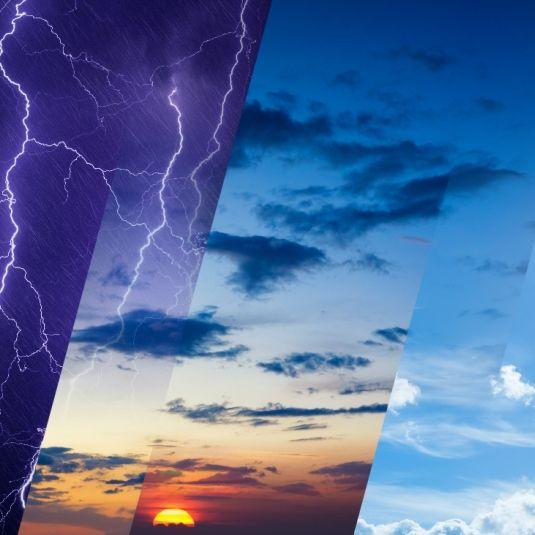 Sturm-Horror und Hitze-Wahnsinn! DARAUF müssen wir uns einstellen (Foto)