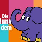 Die Sendung mit dem Elefanten bei KiKA (Foto)