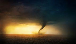 Über Borken-Weseke fegte am Dienstagnachmittag ein Tornado. (Symbolbild) (Foto)