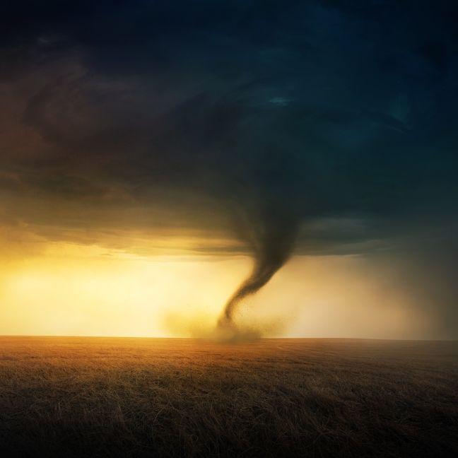 Erhebliche Schäden! Tornado fegt übers Münsterland (Foto)