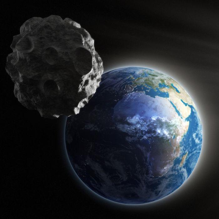 210-Meter-Brocken! So knapp schrammt die Erde an einer Katastrophe vorbei (Foto)