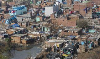 Der Junge lebt jetzt in einem Kinderheim im indischen Faridabad. (Foto)