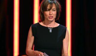 Maybrit Illner diskutiert jede Woche mit einer illustren Gästeschar aktuelle Themen im ZDF-Talk. (Foto)