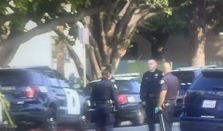 Ein Schütze hat an einem Zugdepot in der kalifornischen Stadt San Jose das Feuer eröffnet und mehrere Menschen getötet oder verletzt. (Foto)
