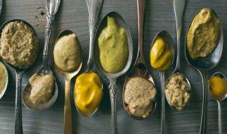 Ökotest hat in vielen Senf-Produkten Glyphosat nachgewiesen. (Foto)