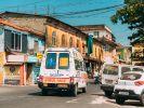 In Indien wurde eine 22-Jährige in einem Krankenwagen missbraucht. (Foto)