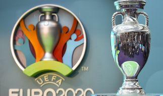 Die ursprünglich für Sommer 2020 geplante Fußball-EM wird im Juni und Juli 2021 nachgeholt - und ist auch im deutschen TV und im Live-Stream zu sehen. (Foto)