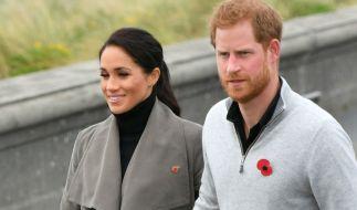 Prinz Harry sorgte auch in dieser Woche für Schlagzeilen. (Foto)
