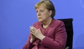 Angela Merkel will die Corona-Notbremse offenbar verlängern. (Foto)