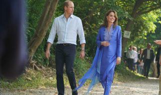 Als Prinz William und Kate Middleton erste zarte Liebesbande knüpften, sollte die Welt davon nichts erfahren. (Foto)