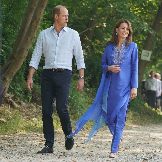 Heimliche Affäre enthüllt! DESHALB flippte Herzogin Kates Mann aus (Foto)