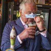 Hitzewelle im Anmarsch // Sorge um Prinz Charles // Corona-Warnung vor neuer Mutante (Foto)