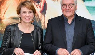 So lebt Bundespräsident Frank-Walter Steinmeier mit Frau Elke Büdenbender. (Foto)