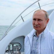 Militär-Experte prophezeit: Kreml-Chef wird einen Krieg beginnen (Foto)