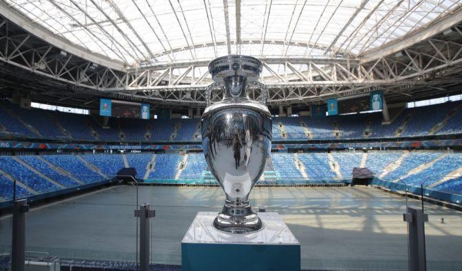 Fußball-EM 2021 auch in Deutschland